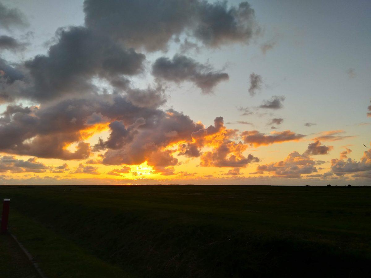 Sonnenuntergang, Alter!